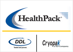 Healthpack 2012, DDL Inc., Cryopak, Cold Chain Packaging, Medical Packaging