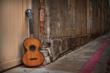 Parlor Guitar - 1840 Nicolas Henry Original