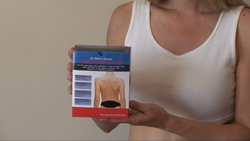 Dr. Allen's Device for Lower Back Pain Care