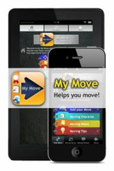 Moving Made Easier With Android & iPhone Apps