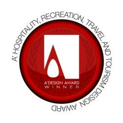 Hospitality, Recreation, Travel & Tourism Design Award