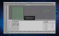 Spatial audio canvas