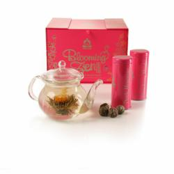 Blooming Zen Tea Gift Set
