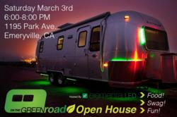 On the Green Road Open House March 3rd 6-8pm, 1195 Park Ave, Emeryville, CA, 94608