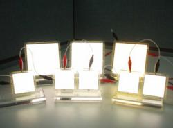 Organic Light Emitting Diode OLED Light Bulb Panels