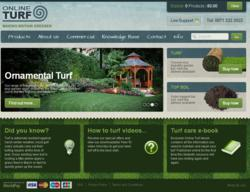 New online turf site