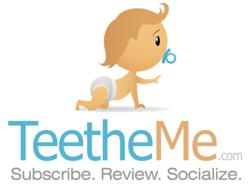 TeetheMe.com is a one-of-a-kind interactive monthly subscription service where members receive 4-5 handpicked, unique baby goods per month.
