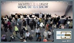 Contempo Space will be appearing at The Architectural Digest Home Design Show March 22-25, 2012