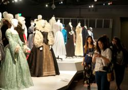 L A Fashion Bloggers Network And Tour Fidm Fashion College S Hollywood Costume Exhibition
