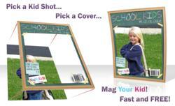 MagMyKidz.com - School Kids Magazine Cover