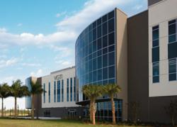 VGTI Florida's new 1,000 square foot facility located at the Tradition Center for Innovation