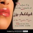 Lip Addyct Launch Party