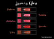 Luxury Gloss Colors