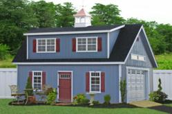 Barn Storage Sheds New Jersey