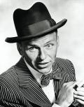 Frank Sinatra in Bow Tie