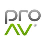 proAV professional audio visual systems integrators
