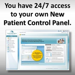 Dental Marketing Website Control Panel
