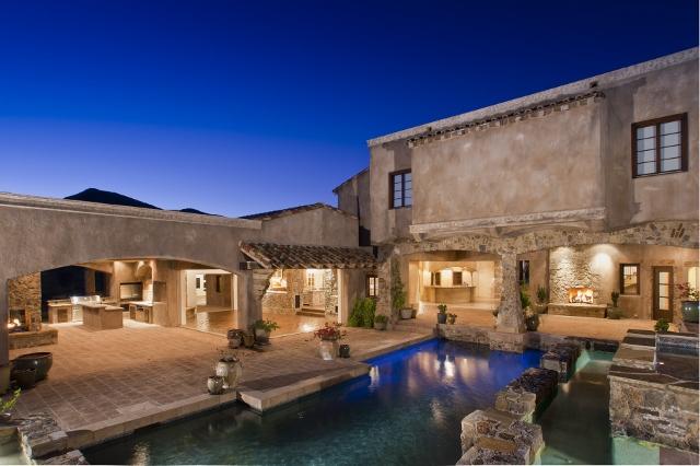 Sale of 10 9 million dollar estate in scottsdale arizona for 50000 dollar house
