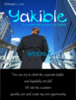 Yakible Newsletter