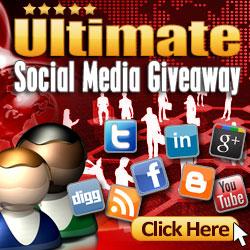 Ultimate Social Media Giveaway
