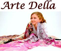 Arte Della Designer Scarves from HOP Cashmere