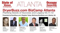 DryerBuzz.com BizCamp State of Woman OccupyOwnership