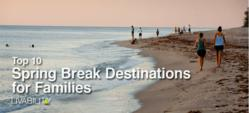 Livability.com Top 10 Spring Break Destinations for Families in 2012