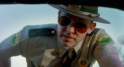 "Erik Stolhanske as ""Rabbit"" in the movie Super Troopers"
