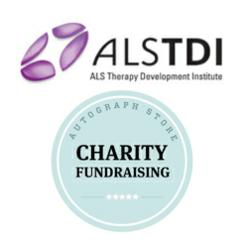 ALS TDI selects Autograph Store Charity Fundraising as its exclusive source for auction items in 2012.