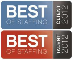 PrideStaff Named to Best of Staffing List