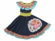Twirls and Twigs Spring 2012 Collection--Ladybug Dress