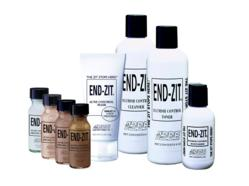 gI 80520 EndZitHighRes5PieceKit ABBE Laboratories now offers an Acne Treatment System for Problem Skin by End Zit