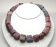 A new selection of chunky gemstone bead necklaces are available at Union Street Goldsmith.