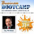 Legendary Marketing Genius, Jay Abraham, Announced as Keynote Speaker...