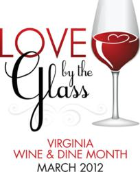 Celebrate Virginia foods and wines by visiting your local restaurant.