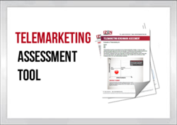 telemarketing services assessment tool