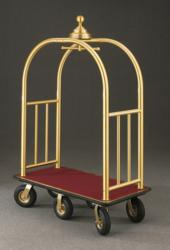Glaro Six Wheel Bellman Cart