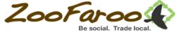 ZooFaroo -  be social.  trade local.