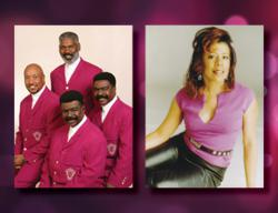 Photo(s): The Whispers and Valerie Simpson