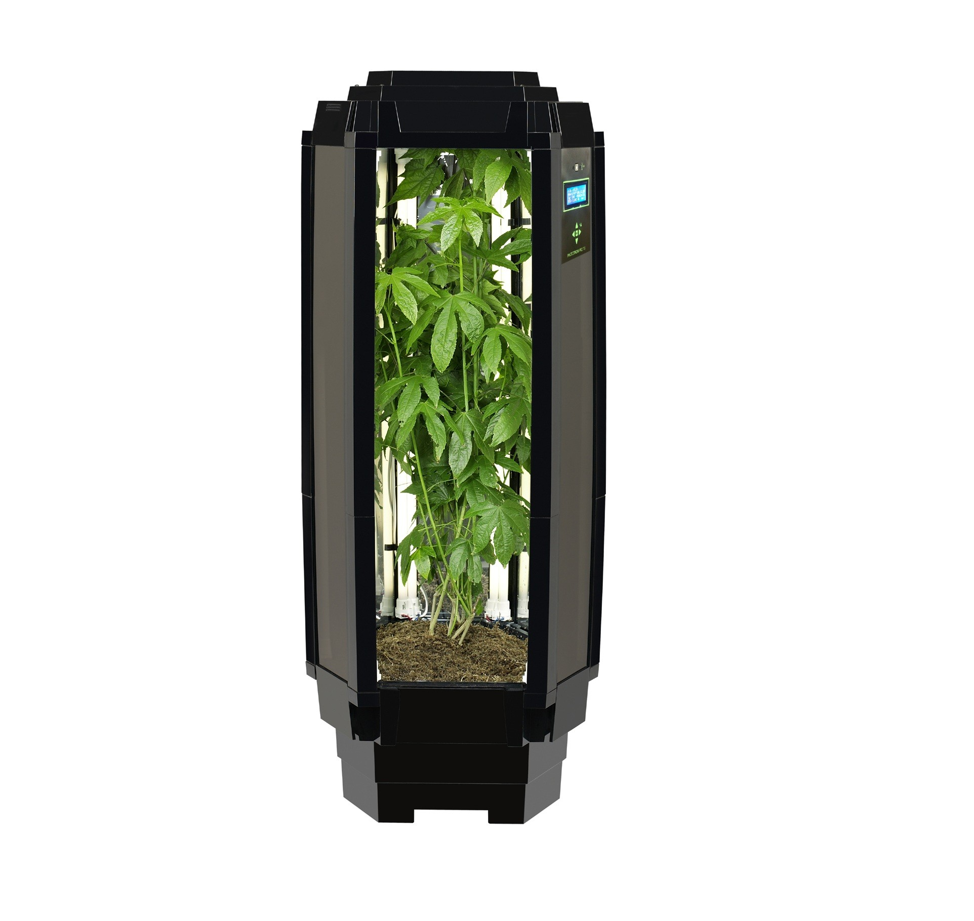 Best hydroponic system phototron says consider 5 key for Indoor gardening machine