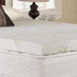 Eco Planet 4 Inch Gel Memory Foam Topper with Cover