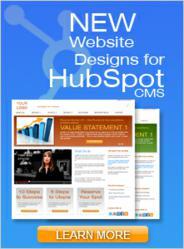 web design agency in Atlanta offers Hubspot Templates