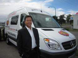 Richard Avis, President & Top Dog of Aussie Pet Mobile in Canada