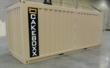 CakeBoxx Technologies doorless intermodal cargo shipping containers