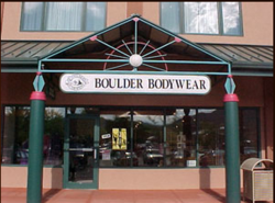 Boulder Body Wear Dance Store Storefront