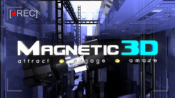 "Magnetic 3D is the industry-leading provider of autostereoscopic, ""glasses-free"" 3D displays and digital signage solutions"