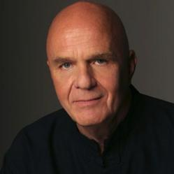 Dr Wayne W Dyer inspirational author endorses Connect with Spirit