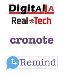 Cronote at Digital LA's RealTech showcase in Santa Monica, CA.