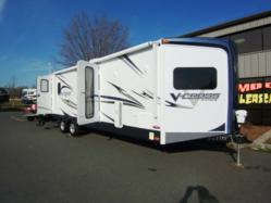 V-Cross Handicap Access Model RV at Tom Johnson Camping Center