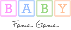 Baby Fame Game Logo
